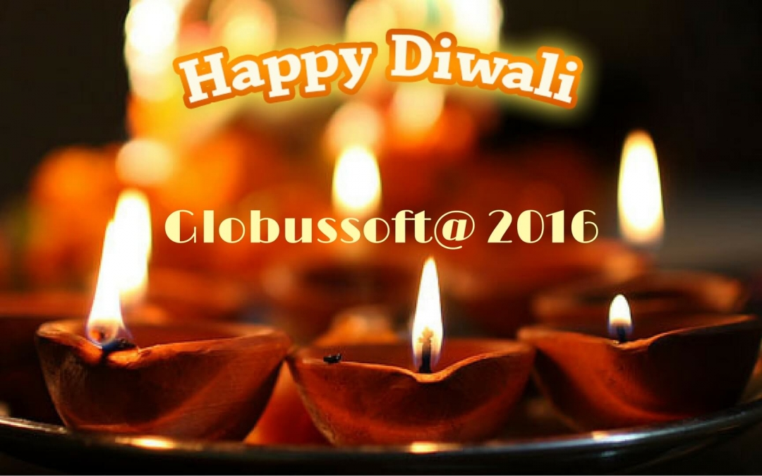 DIWALI SPREE @GLOBUSSOFT